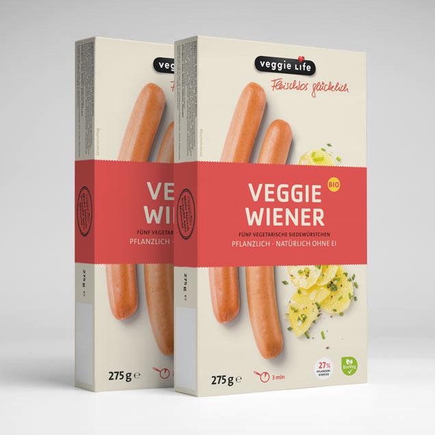 Wiener Würstchen Mikrowelle